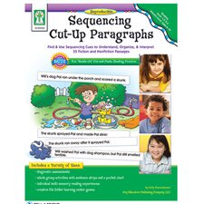 Sequencing Cut-up Paragraphs Book