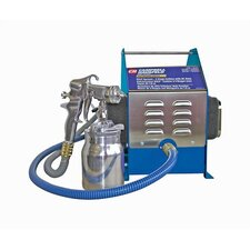 Professional 4 Stage 8 PSI HVLP Finishing System - 85 CFM