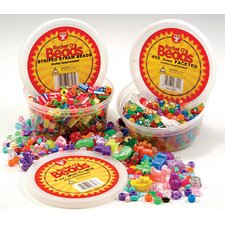 Bucket O Beads 4oz Multi-mix