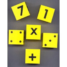 Foam Dice 2 (Set of 6)