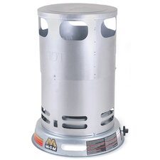 Gas-Fired Portable 80,000 BTU Convection Propane Tank Top Space Heater
