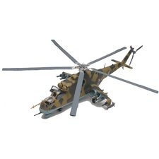 1:48 MIL-24 Hind Helicopter Plastic Model Kit