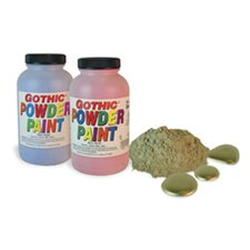 1lb Gothic Powder Tempera Green