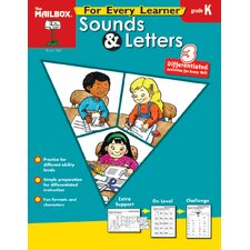 For Every Learner Sounds Letters
