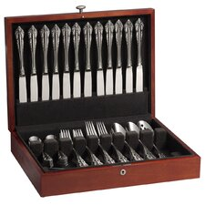 Chantal Flatware Chest in Cherry