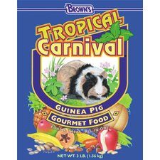 Tropical Carnival Guinea Pig Food