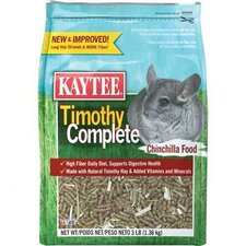 Timothy Complete Pet Food