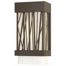 Bahia 1 Light Outdoor Wall Sconce