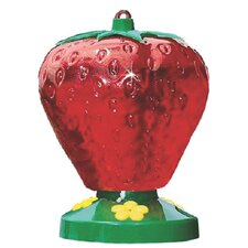 Strawberry Hummingbird Feeder