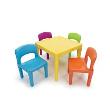 Kids Square Table and Chair Set