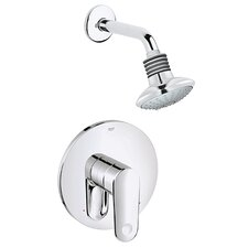 Europlus Combination Pressure Balance Volume Control Shower Faucet