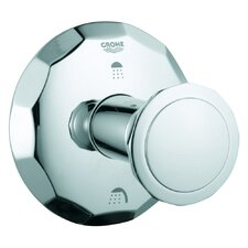 Kensington 3 Port Diverter Trim with Round Handle