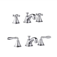 Seabury Widespread Lavatory Faucet Set Less Handles