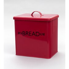Bread Tin in Red