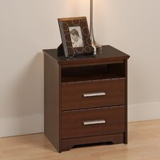 Coal Harbor 2 Drawer Nightstand