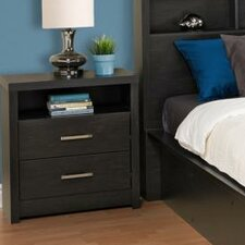 District 2 Drawer Nightstand