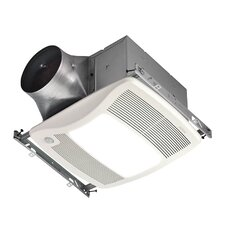 Ultra Series 110 CFM Energy Star Bathroom Fan with Light and Humidity Sensing