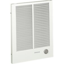 High Capacity Wall Space Heater with Adjustable Thermostat