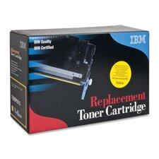 IBM TG95P6512/13/14/15 Toner Cartridges, 3500 Page Yield, Yellow