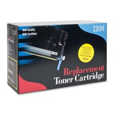 IBM TG95P6520/21/22 Toner Cartridges, 6000 Page Yield, Yellow