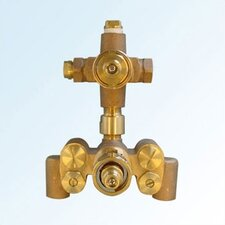 Valve with Single Volume Control