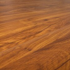 12mm Narrow Board Cherry Laminate in Savannah