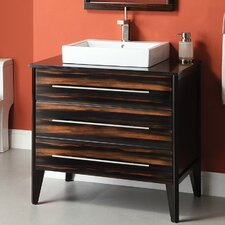 "Mila 36.5"" Bathroom Vanity Set"