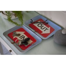 In and Out Tray Set