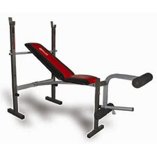 Deluxe Standard Weight Bench