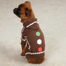 Gingerbread Dog Pajama