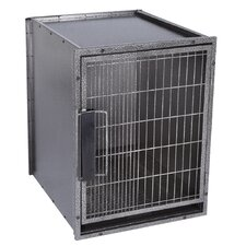 Modular Kennel Small Cage in Graphite