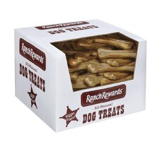 Premium Pressed Rawhide Bones Dog Treat