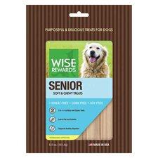 Wise Rewards Senior Softy/Chewy Dog Treat