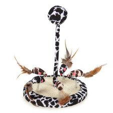 Wild Time Chirping Teaser Cat Toy