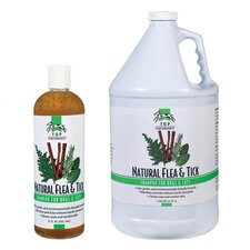Natural Pet Flea and Tick Shampoo