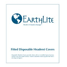 Fitted Disposable Headrest Covers (50)