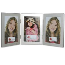 Hinged Triple Picture Frame