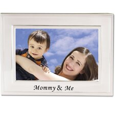 Mommy and Me Picture Frame