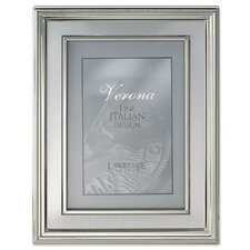 Brushed Silver Inner Panel Metal Picture Frame