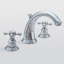890 Series Widespread Bathroom Faucet with Double Cross Handles