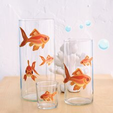 Goldfish Self-Adhesive Cutouts