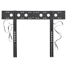 "Large Ultra Low Profile Black LED TV Mount for 42"" to 65"" Displays"