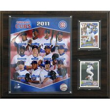MLB 2013 Team Plaque