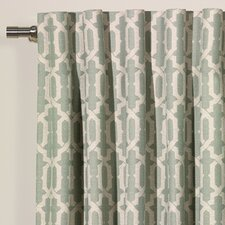 Penn Rod Pocket Curtain Single Panel