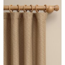 Sedgwick Braxton Cotton Grommet Curtain Single Panel