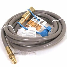 Natural Gas Hose with Quick Disconnects
