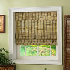 Rayon Energy Efficient Roman Shade with Valance