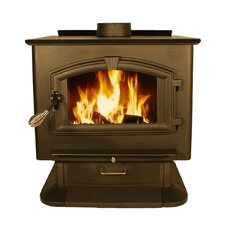 2,000 Square Foot Wood Burning Stove