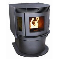 Soul 700 2,500 Square Foot Pellet Burning Stove