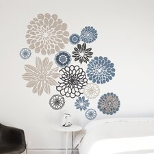 XXL Wallflowers Wall Sticker